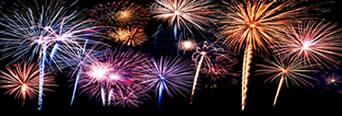 Toronto Tűzijátékok Cirkál
