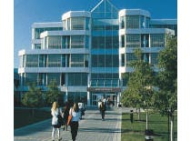 Humber College of Applied Arts & Technology has 2 campuses in Toronto Ontario Canada, the North campus and the Lakeshore campus.