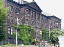 University of Toronto  - St George Campus located in downtown Toronto Ontario Canada